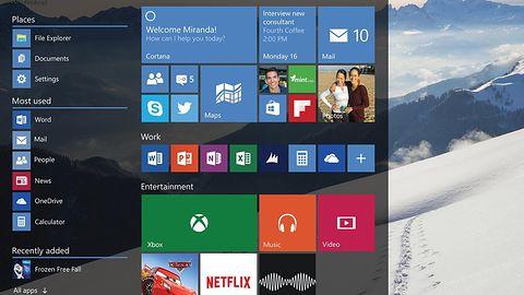 Tryb desktopowy w Windows 10 będzie dostępny tylko dla niektórych urządzeń