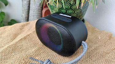 Audictus Aurora Mini - bezprzewodowy głośnik dyskotekowy na wakacje i wyjazdy