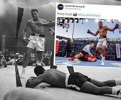 Nowy Muhammad Ali? Kibice boksu przecierają oczy