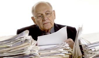 Coraz więcej starszych Amerykanów pracuje