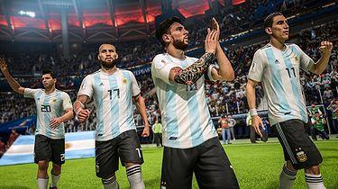 Krótko na temat dodatku do Fify 18 z okazji Mistrzostw Świata w Rosji