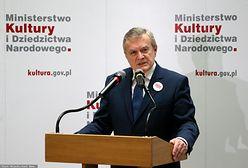 Fundusz Wsparcia Kultury. Wicepremier Piotr Gliński komentuje