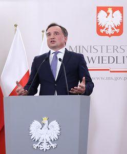 """TVN24 przerwał konferencję Ziobry. Ministerstwo Sprawiedliwości reaguje """"na cenzurę TVN"""""""