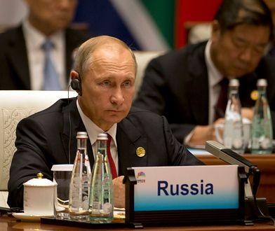 """Władimir Putin: rozpętywanie """"histerii wojennej"""" może doprowadzić do """"globalnej katastrofy"""""""