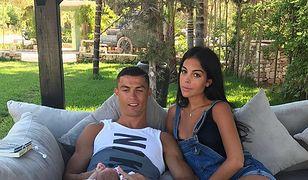 Cristiano Ronaldo znów zostanie  tatą. Tym razem dziecko urodzi jego dziewczyna