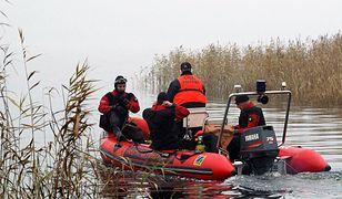 Wolin. Wędkarze wypadli z łodzi. Znaleziono ciało