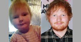 Dwuletnia dziewczynka wygląda jak Ed Sheeran. Niesamowite podobieństwo