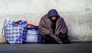 Bezdomni w roli przewodników