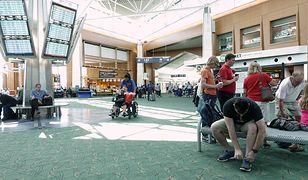 Port lotniczy Portland obsługuje kilkanaście milionów pasażerów rocznie
