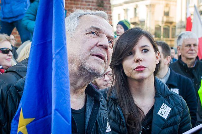 Marek Kondrat, Antonina Kondrat