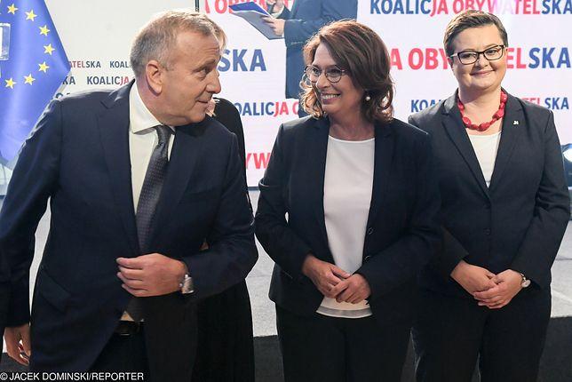 Wybory parlamentarne 2019. Konwencja programowa Koalicji Obywatelskiej
