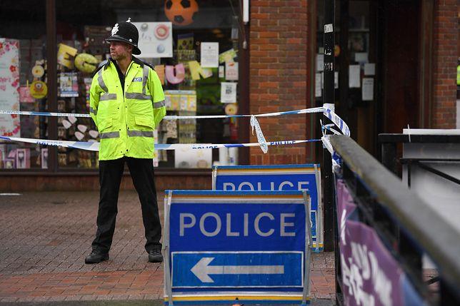 Dwie osoby zasłabły po wyjściu z restauracji w Salisbury. Policja wyklucza zatrucie nowiczokiem