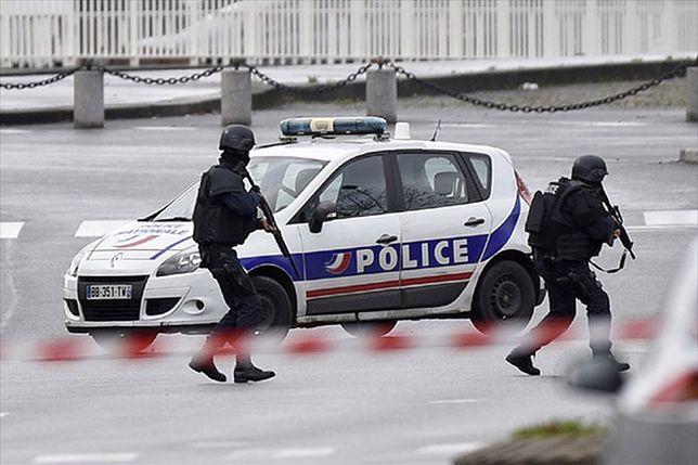 Akcja francuskiej policji. Dziś miało dojść do zamachu w Paryżu