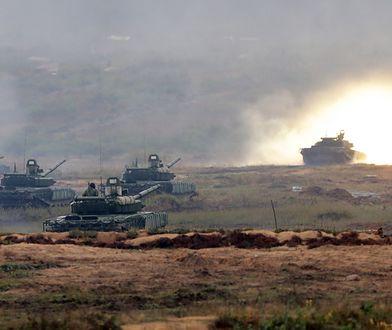 Rosja przygotowuje armie do wojny? Na zdj. ćwiczenia rosyjskiej i białoruskiej armii Zapad 2017