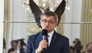 Marek Kuchciński składa doniesienie do prokuratury