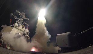 Na poprzedni atak chemiczny Asada Donald Trump odpowiedział salwą rakiet tomahawk