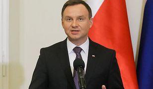 Ustawa o zgromadzeniach do TK. Chwedoruk dla WP: to próba odcięcia się prezydenta Andrzeja Dudy od PiS