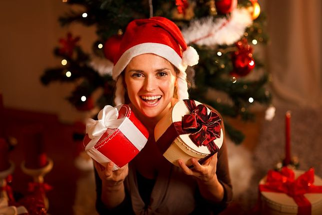 Życzenia świąteczne dla koleżanki mogą być żartobliwe