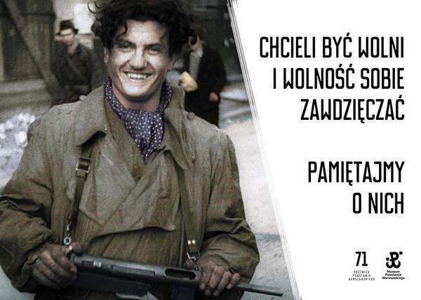 Trwają uroczystości 71. rocznicy wybuchu Powstania Warszawskiego