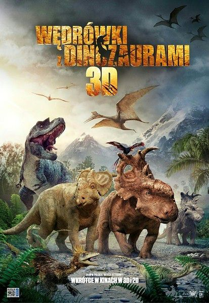 Wędrówki z dinozaurami 3D