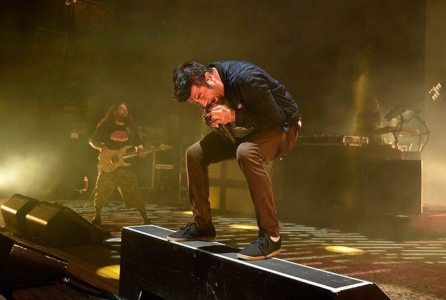 Chino Moreno, wokalista Deftones