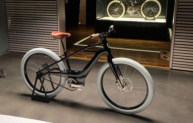 Harley-Davidson stworzył elektryczny rower. To początek nowej marki