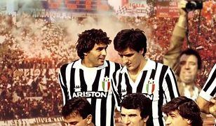 """Black and White Stripes: The Juventus Story"" to dokument o klubie piłkarskim Juventus F.C."