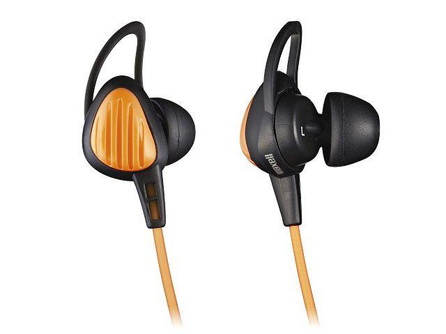 Słuchawki Maxell HP-S20 dla sportowców