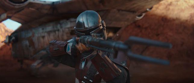 Stars Wars: The Mandalorian. Nowy zwiastun już w sieci