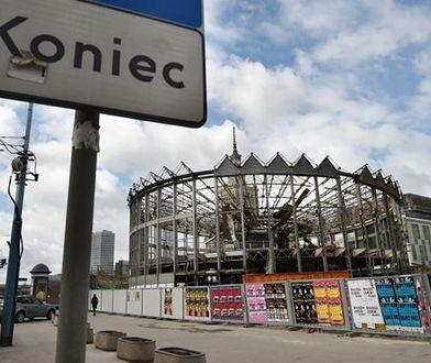 Mazowiecki konserwator: nie będzie wniosku o wpis Rotundy do rejestru zabytków