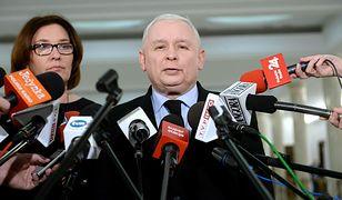 """PiS: """"działania opozycji to przestępstwo"""""""