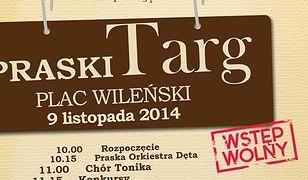 Praski Targ na pl. Wileńskim