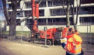 """Ruszyły prace pod rozbudowę II linii metra. """"Robotnicy wejdą już za miesiąc"""""""