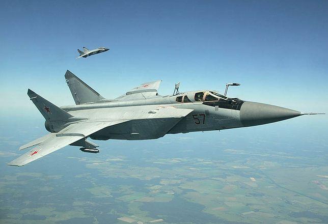 Rosja zestrzeliła myśliwiec. Swój