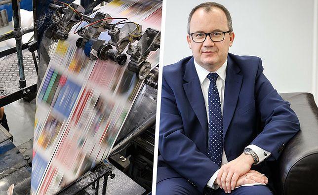 Polska Press zwalania naczelny. RPO Adam Bodnar komentuje decyzję