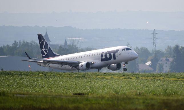 Zakaz lotów. PLL LOT uruchamia loty czarterowe do Hiszpanii