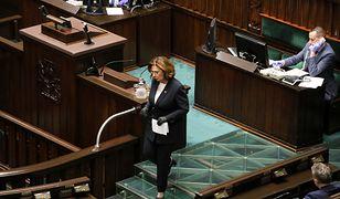 Koronawirus w Polsce. Małgorzata Kidawa-Błońska jest ofiarą kłótni w opozycji