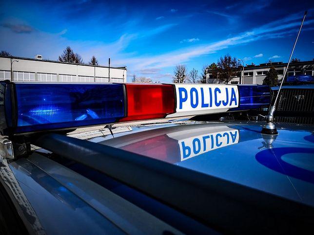 Policja szuka sprawcy zranienia dwóch osób