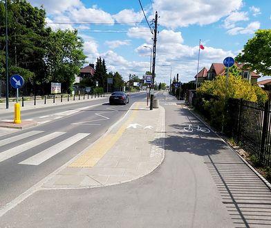 Warszawa. Oddano odcinek Traktu Lubelskiego