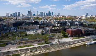 Warszawa. W pogodzie czeka nas stopniowe ocieplenie