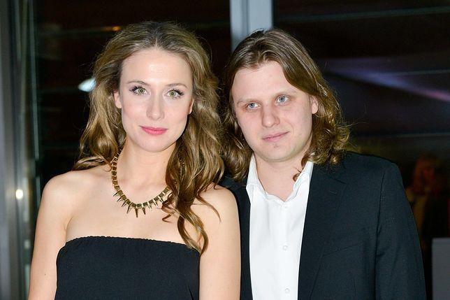 Piotr Woźniak-Starak ożenił się z Agnieszką Szulim. Wcześniej był z Natalią Klimas