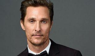 Matthew McConaughey chce szpiegować