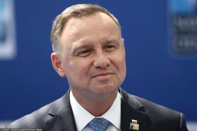 Prezydent przed szczytem NATO: mam nadzieję, że będzie można rozmawiać o wzmacnianiu obecności Sojuszu na wschodniej flance