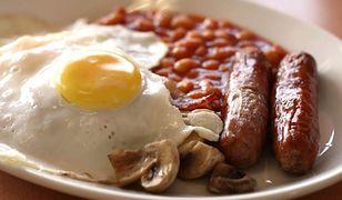 Śniadanie angielskie pod lupą