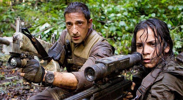 "Kadr z filmu ""Predators"" (2010)"