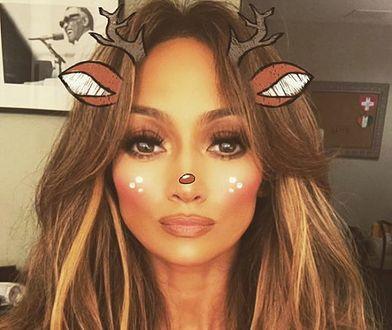 Jennifer Lopez udaje sarenkę Bambi