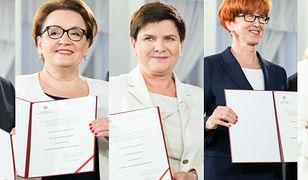 Bycie ministrem to szczyt politycznej kariery. Brudziński, Zalewska, Szydło, Rafalska i Kempa uważają jednak inaczej.