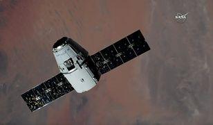 Kapsuła SpaceX Dragon bezpiecznie dotarła do Międzynarodowej Stacji Kosmicznej
