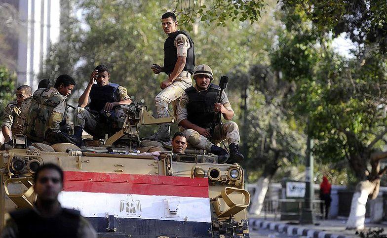 Egipt. Wojsko odparło atak terrorystyczny. Nie żyje 20 osób