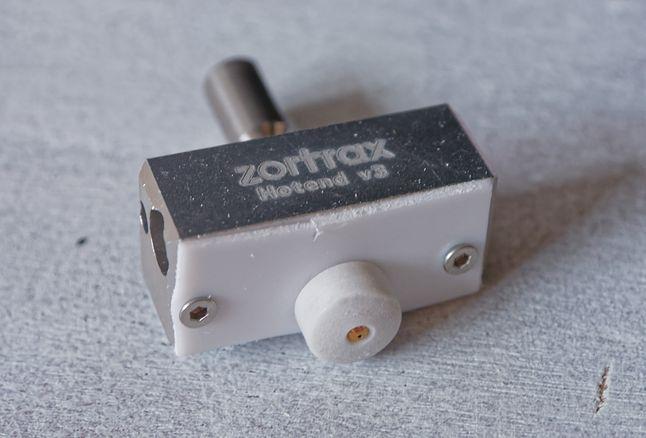 nowa głowica Zortrax Hotend 3 z dyszą 0,4 mm